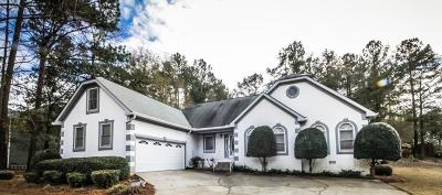 Carrollton Single Family Home For Sale: 82 Brandy Chase