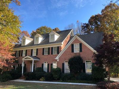 Snellville Single Family Home For Sale: 2652 Berwick Walk