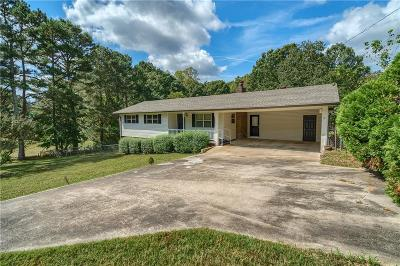 Alpharetta Single Family Home For Sale: 16795 Phillips Road