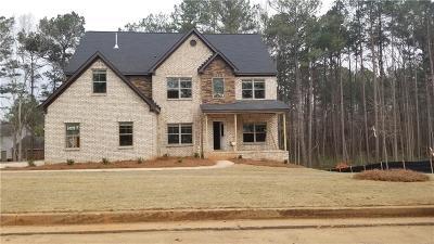 Palmetto Single Family Home For Sale: 552 Palmetto Oak Trail