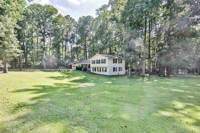 Smoke Rise Single Family Home For Sale: 5462 Rosser Road