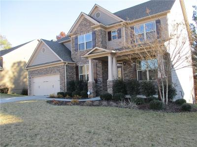 Paulding County Rental For Rent: 336 Riverwalk Manor Drive