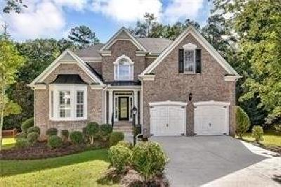 Alpharetta Single Family Home For Sale: 165 Wentworth Terrace