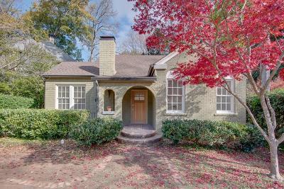 Single Family Home For Sale: 64 Park Circle NE