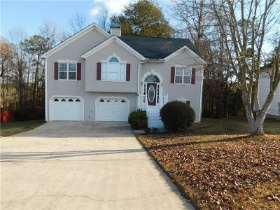 Lithia Springs Single Family Home For Sale: 1195 Silver Moon Trail