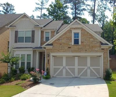 Roswell Single Family Home For Sale: 1190 Roswell Manor Circle