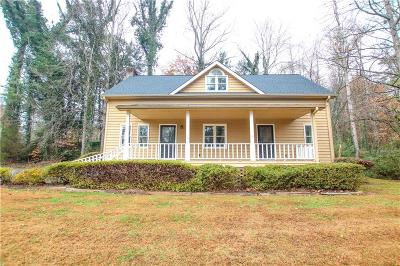 Habersham County Commercial For Sale: 106 Sherwood Drive