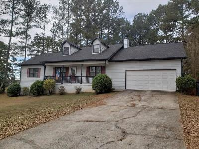 Stockbridge Single Family Home For Sale: 148 Bloomfield Drive