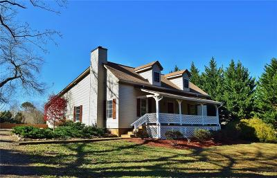 Single Family Home For Sale: 6120 Cool Springs Road