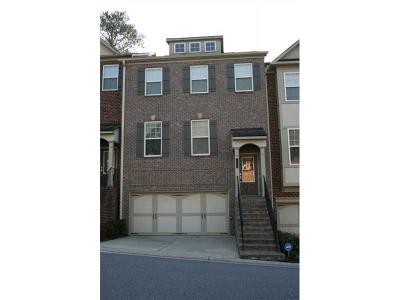 Brookhaven Condo/Townhouse For Sale: 2149 Yancey Lane NE #2149