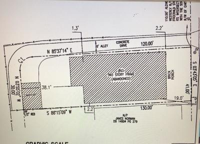 Old Fourth Ward Residential Lots & Land For Sale: 63 Fitzgerald Street SE