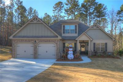 Loganville Single Family Home For Sale: 4030 Cherry Wood Drive