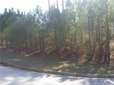 Paulding County Residential Lots & Land For Sale: Shawnee (Lot 6) Trail