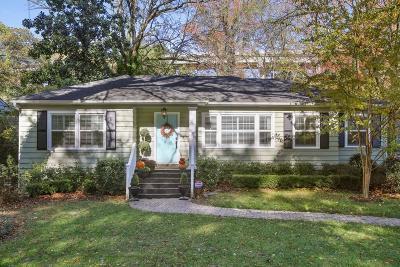 Atlanta Single Family Home For Sale: 996 Lindridge Drive