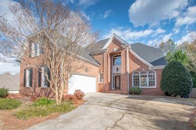 Dacula Single Family Home For Sale: 3096 Mill Park Terrace