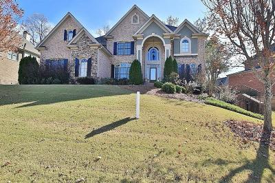 Buford Single Family Home For Sale: 2471 Walkers Glen Lane