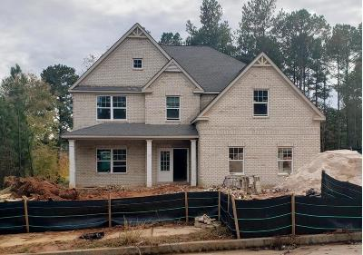 Fairburn Single Family Home For Sale: 157 Durham Lakes Parkway