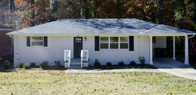 Single Family Home For Sale: 2459 Susan Lane SW