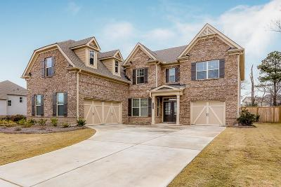 Forsyth County Single Family Home For Sale: 2305 Crimson Drive Drive