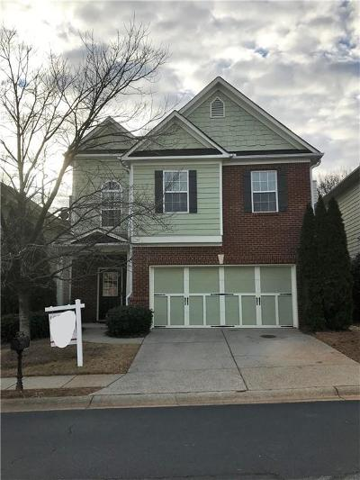 Buford Single Family Home For Sale: 2070 Cabela Drive