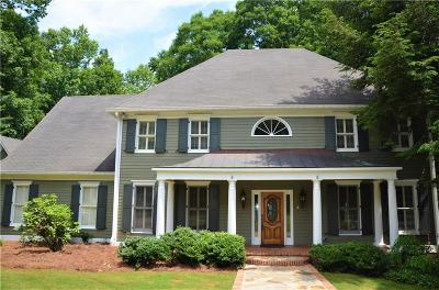 Powder Springs Single Family Home Contingent-KO: 5150 Hermitage Drive