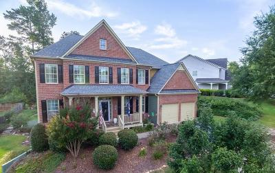 Woodstock Single Family Home For Sale: 205 Highlands Drive