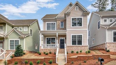 Suwanee Single Family Home For Sale: 578 Suwanee Green Boulevard