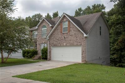 Fairburn Single Family Home For Sale: 603 Ironstone Drive