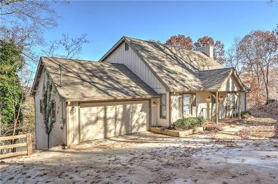 Hall County Single Family Home For Sale: 4224 Twin Rivers Drive