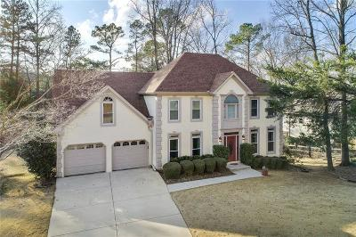 Marietta Single Family Home For Sale: 4573 Ashmore Circle NE