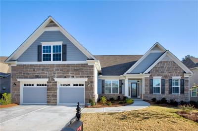 Hall County Rental For Rent: 3727 Cypresswood Point SW