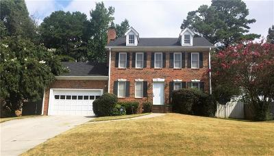 Lithonia Single Family Home For Sale: 6336 Phillips Place