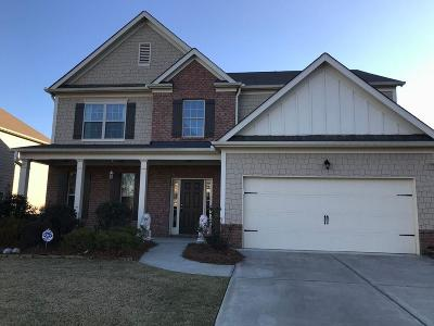 Alpharetta  Single Family Home For Sale: 480 Meadow Hill Drive