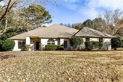 Alpharetta Single Family Home For Sale: 14405 Wyndham Farms Drive