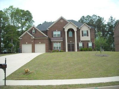 Henry County Single Family Home For Sale: 133 Hay Lake
