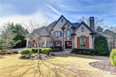 Dacula Single Family Home For Sale: 3586 Marys View Lane