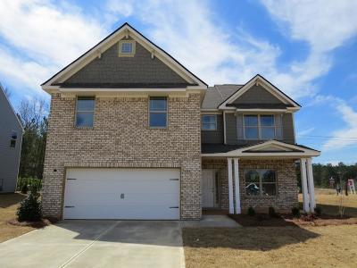 Douglasville Single Family Home For Sale: 7480 Sydnee Court