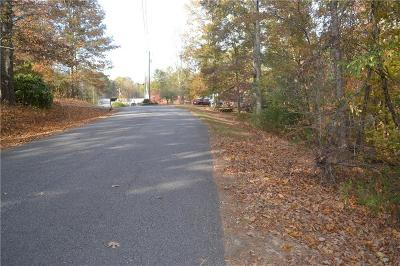 Canton Residential Lots & Land For Sale: Scott Road