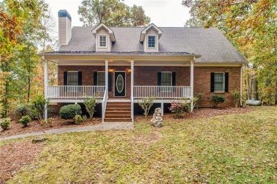 Ball Ground Single Family Home For Sale: 2035 Cokers Chapel Road