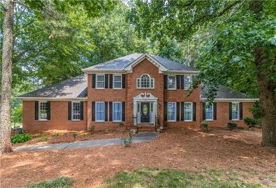 Stone Mountain Single Family Home For Sale: 5781 Wyndemere Lane