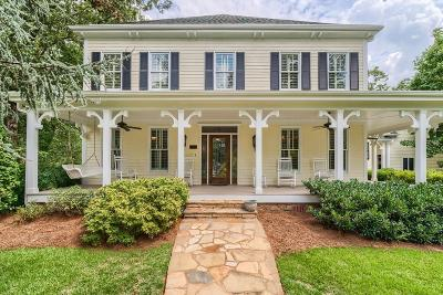 Roswell Single Family Home For Sale: 2 Granberry Manor
