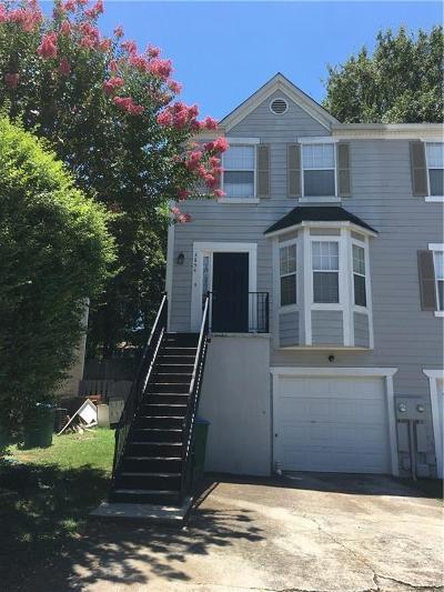 Peachtree Corners, Norcross Condo/Townhouse For Sale: 3854 Meadow Creek Drive