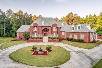 Fayetteville Single Family Home For Sale: 296 Old Ford Road