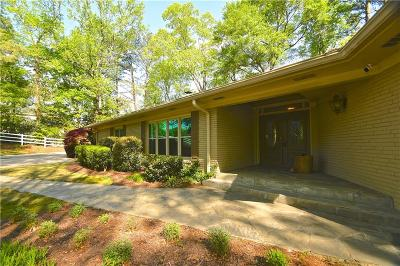 Single Family Home For Sale: 1639 Musket Ridge NW