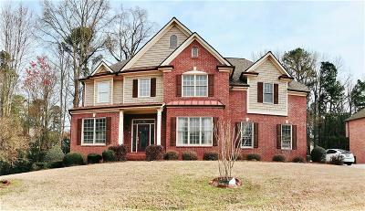 Alpharetta Single Family Home For Sale: 540 Stonebury Drive
