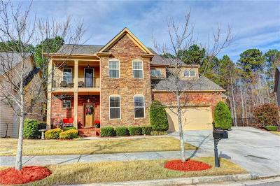 Lawrenceville Single Family Home For Sale: 1220 Grayson Oaks Drive