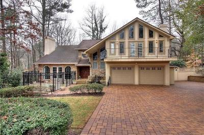 Kennesaw Single Family Home For Sale: 4701 Misty Lake Court NE