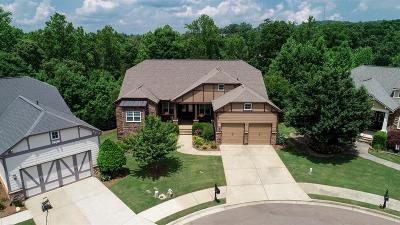 Canton Single Family Home For Sale: 448 Larkspur Drive