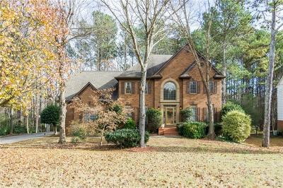 Lawrenceville Single Family Home For Sale: 2317 Kingsford Court