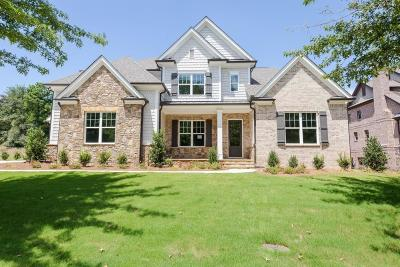Alpharetta Single Family Home For Sale: 103 Manor North Drive